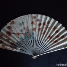 Antigüedades: BONITO ABANICO. Lote 102251231