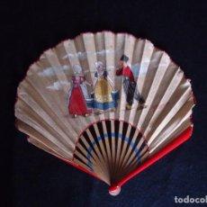 Antigüedades: ABANICO MODERNISTA. Lote 102262287