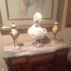 Antigüedades: MUEBLE AUXILIAR. Lote 102105111