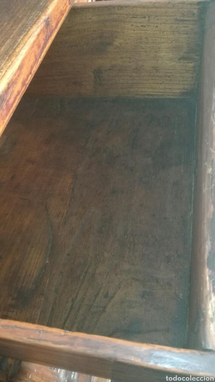Antigüedades: Taquillon de madera dura - Foto 5 - 102415772