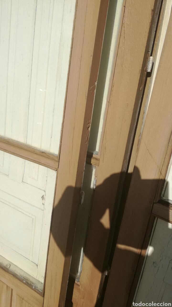 Antigüedades: Ventanas de derribó de madera - Foto 2 - 102421936