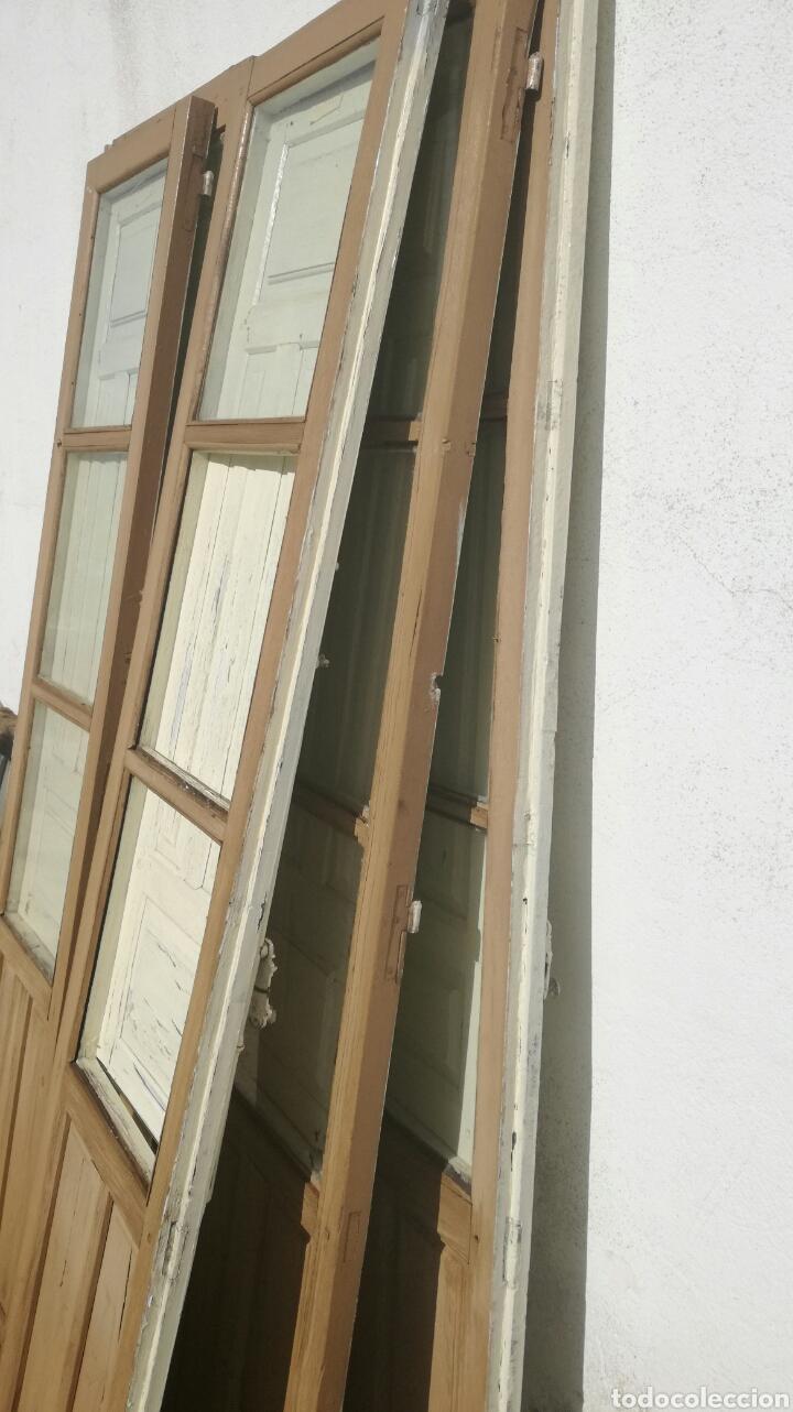 Antigüedades: Ventanas de derribó de madera - Foto 3 - 102421936