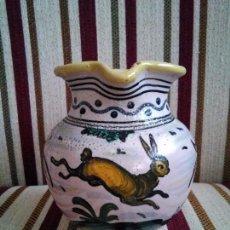 Antigüedades: BONITA JARRA PUENTE DEL ARZOBISPO. Lote 101010519