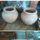 Antigüedades: PAREJA DE TINAJAS. Lote 102505098