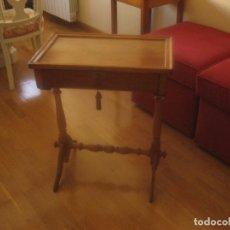 Antigüedades: COSTURERO ISABELINO. Lote 102529191