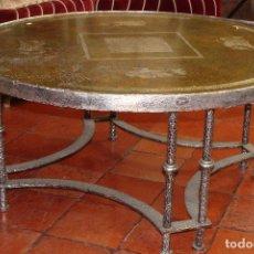 Antigüedades: MESA REDONDA DE SALÓN - SIGLO XX. Lote 102624075