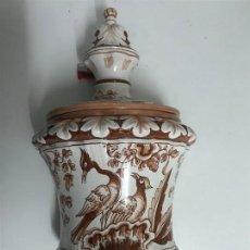 Antigüedades: FUENTE AGUAMANIL FUENTE DEPÓSITO EN PORCELANA . Lote 102625147
