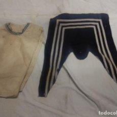Antigüedades: CUELLO MARINERO XIX. Lote 102697931