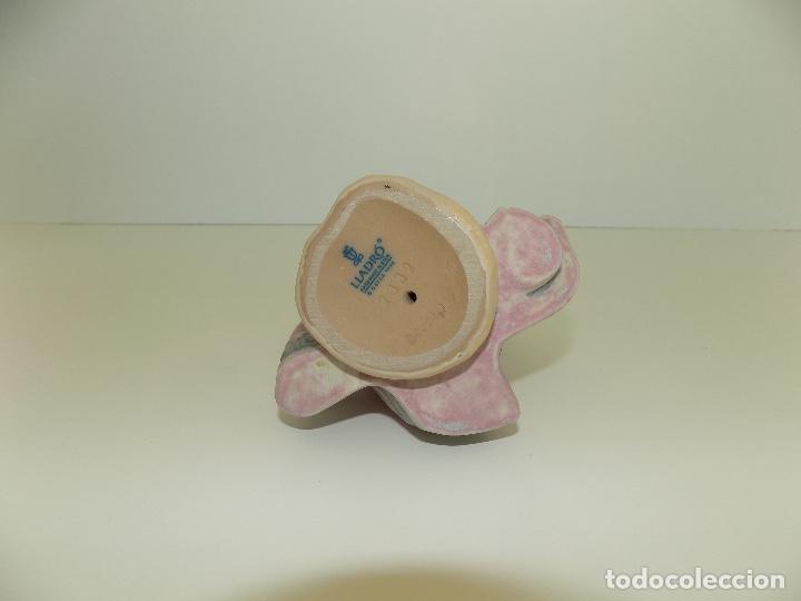 Antigüedades: Lladro: Aguadora Corintia (rosa). Escultor: Jose Puche. Caja Original, Nueva, a estrenar! - Foto 8 - 102702415