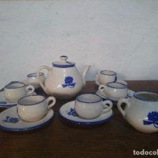 Antigüedades: JUEGO DE CAFE. Lote 102743651