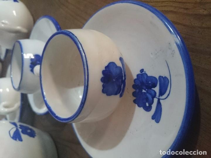Antigüedades: juego de cafe - Foto 3 - 102743651