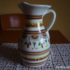 Antigüedades: JARRA DE CERÁMICA TALAVERA UN ASA. Lote 102754727