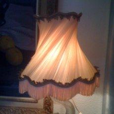 Antigüedades: LAMPARA CRISTAL BACCARAT ANTIGUA. Lote 56484296