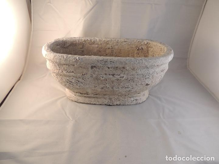 Antigüedades: JARDINERA O MACETERO DE TERRACOTA - Foto 5 - 102825867
