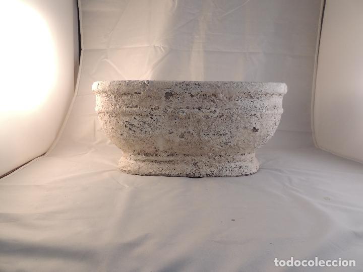 Antigüedades: JARDINERA O MACETERO DE TERRACOTA - Foto 7 - 102825867
