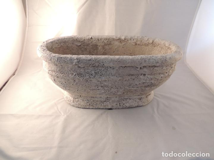 Antigüedades: JARDINERA O MACETERO DE TERRACOTA - Foto 8 - 102825867