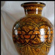 Antigüedades: BONITO Y GRAN TIBOR EN CERÁMICA ÁRABE. SIGLO XX. . Lote 102842491