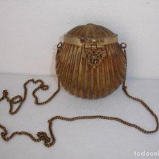 Antigüedades: ANTIGUO BOLSO METÁLICO.. Lote 102842971