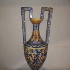 Antigüedades: CERAMICA DIGNA DE MUSEO M. RAMOS REJANO TRIANA. Lote 102916174