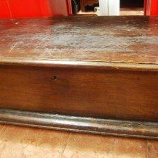 Antigüedades: ARCA ANTIGUA DE ROBLE / BAÚL ANTIGUO /OLD OAK ARK. Lote 68062157