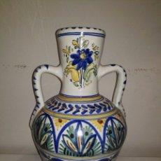 Antigüedades: CERÁMICA ANTIGUA TALAVERA. Lote 102917296
