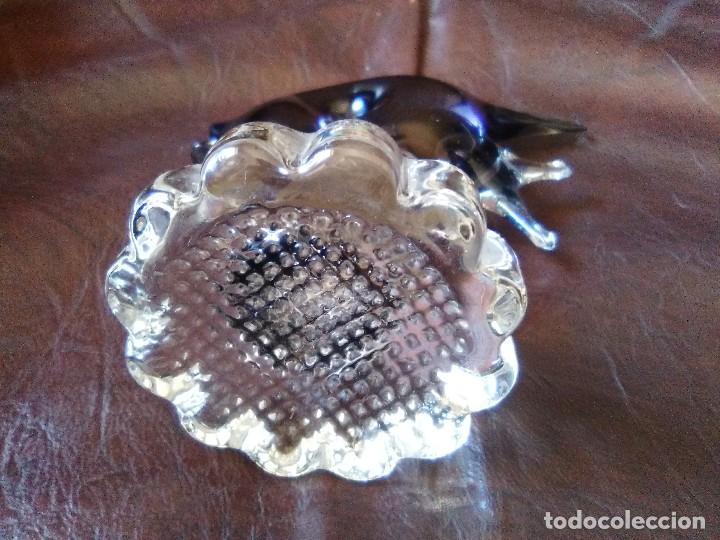 Antigüedades: Pez de cristal de Murano. - Foto 5 - 102936035
