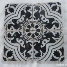 Antigüedades: AZULEJOS MENSAQUE (TRIANA). Lote 102937987