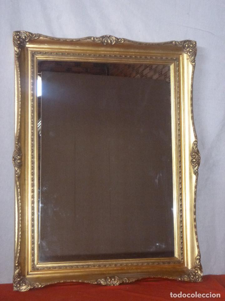marco espejo estilo barroco,en oro fino - Comprar Espejos Antiguos ...