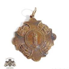 Antigüedades: MEDALLA SANTUARIO DEL INMACULADO CORAZÓN DE MARÍA. MADRID. Lote 102978547