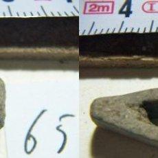 Antigüedades: ANTIGUO Y DIMINUTO MARTILLO DE ORFEBRE. . Lote 103103287