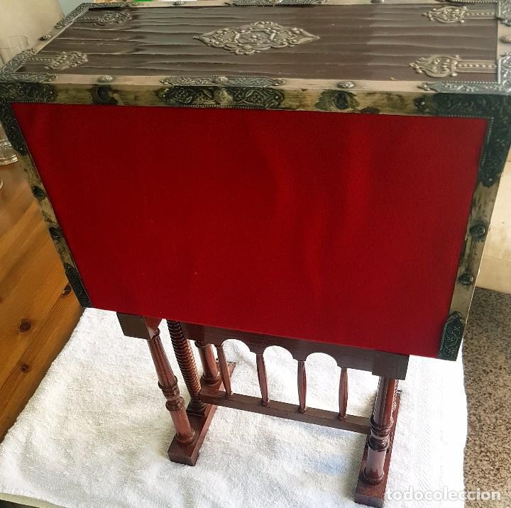 Antigüedades: Bargueño Toledano - Foto 8 - 103140883