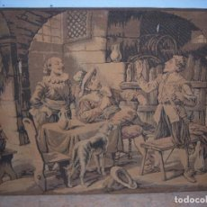 Antigüedades: TAPIZ GRANDE DE 1,60 X 1,10 M. Lote 103154051