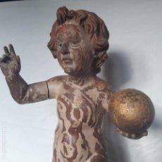 Antigüedades: TALLA DEL SIGLO XVIII. Lote 102958495
