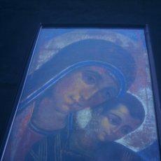 Antigüedades: TABLA VIRGEN MARIA. Lote 103245167