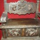 Antigüedades: CAJA MADERA. Lote 103246406