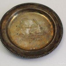 Antigüedades: BANDEJA EN PLATA MACIZA DE LEY 925MILESIMAS. Lote 103252643