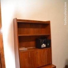 Antigüedades: ESCRITORIO AÑOS 70 ESTILO NÓRDICO. Lote 100724015
