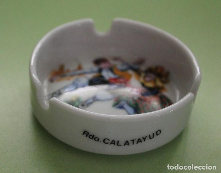 Antigüedades: Cenicero Calatayud - Foto 2 - 103291223