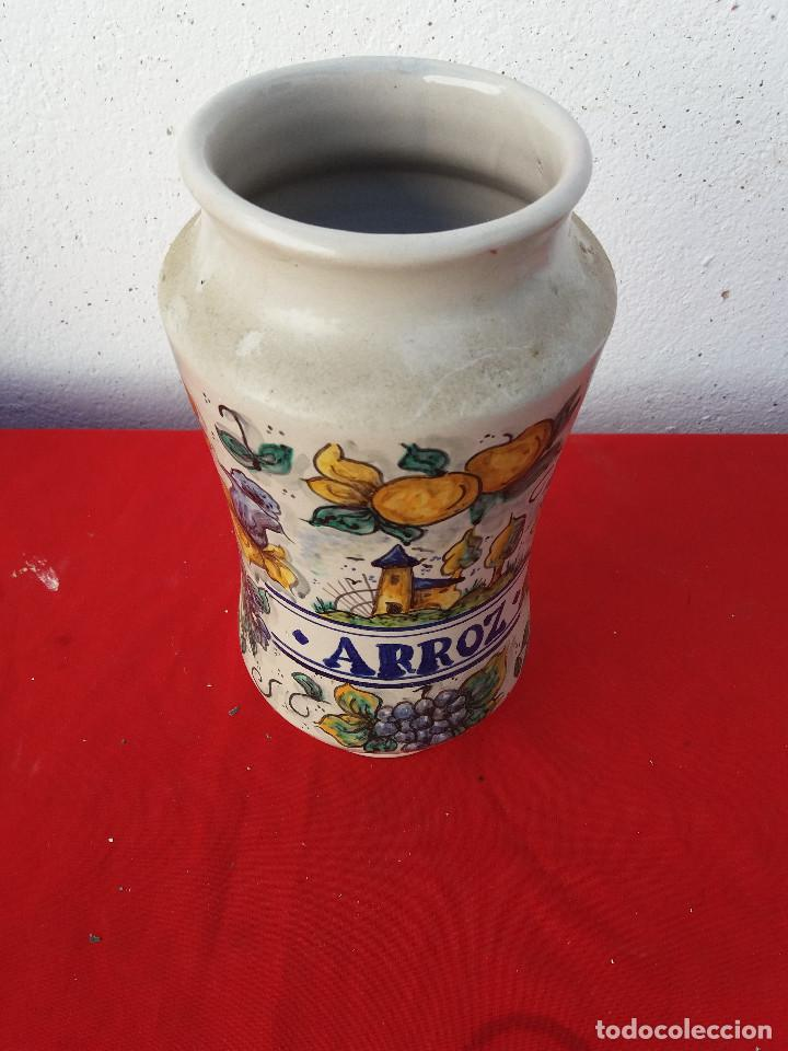 Antigüedades: tarro de triana - Foto 2 - 103305179