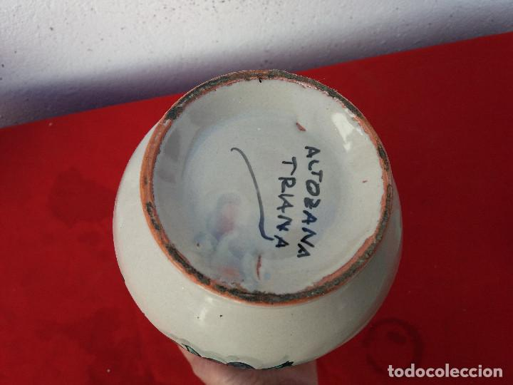 Antigüedades: tarro de triana - Foto 3 - 103305179