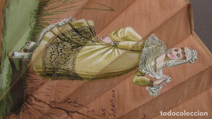 Antigüedades: Bonito abanico s. XIX - Foto 3 - 103422599