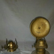 Antigüedades: ANTIGUOS QUINQUÉS DE PETRÓLEO PRINCIPIO DEL XX.. Lote 103423719