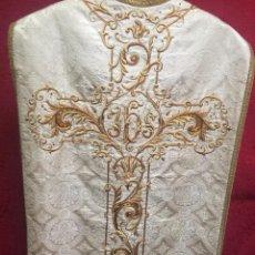 Antigüedades: HERMOSA CASULLA FRANCESA. Lote 103439695