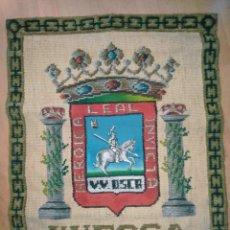 Antigüedades: REPOSTERO TAPIZ DE HUESCA.TAPICES ELECCIÓN.AÑOS 40. Lote 103471379