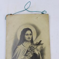 Antigüedades: IMAGEN DE SANTA TERESITA DE L NIÑO JESUS.. Lote 103497135