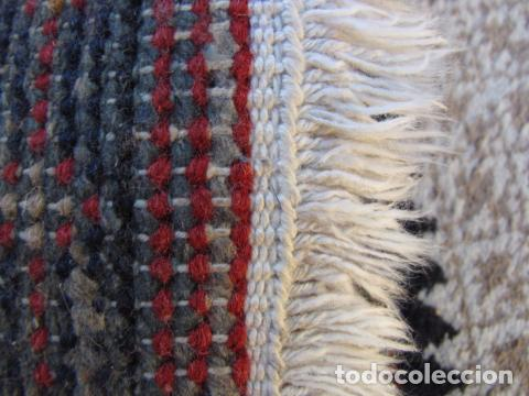 Antigüedades: Alfombra persa. Pura lana anudada a mano. - Foto 5 - 103581771