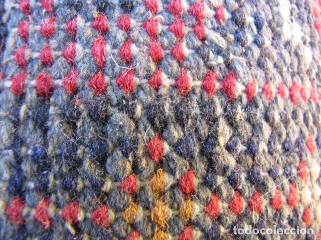 Antigüedades: Alfombra persa. Pura lana anudada a mano. - Foto 6 - 103581771