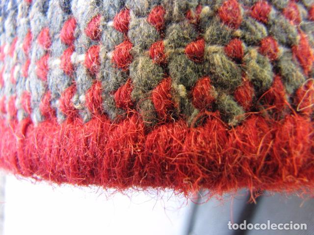 Antigüedades: Alfombra persa. Pura lana anudada a mano. - Foto 7 - 103581771