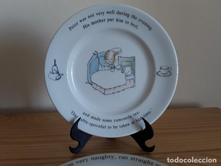 Antigüedades: Porcelana inglesa Wedgwood. Peter Rabbit - Foto 3 - 103615907