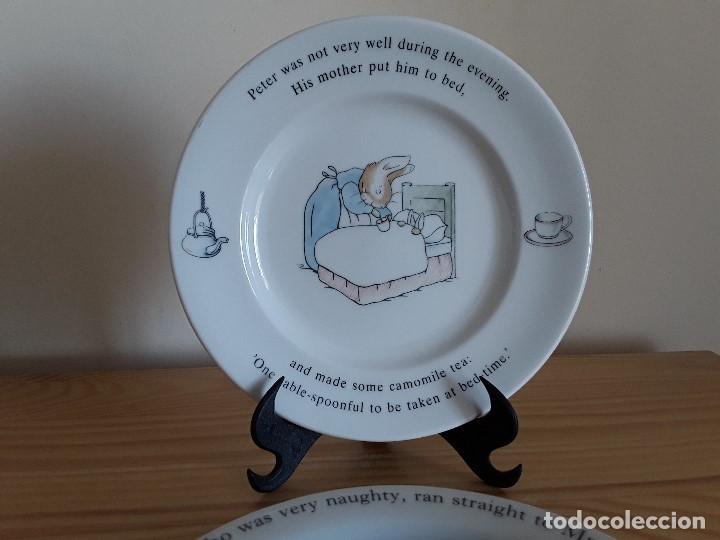 Antigüedades: Porcelana inglesa Wedgwood. Peter Rabbit - Foto 4 - 103615907